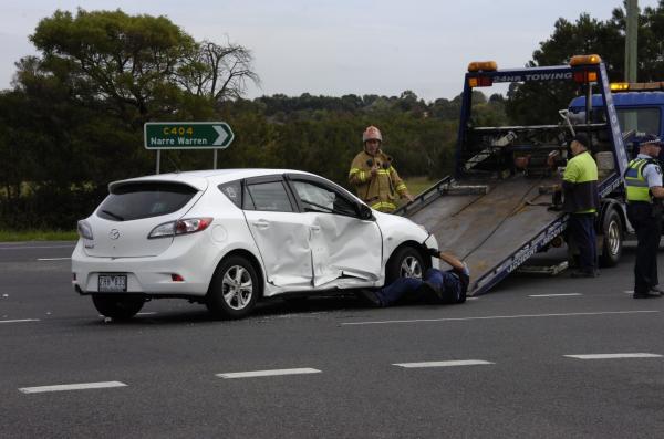 Macedon Car Accident