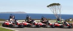 Enjoy school holiday fun at the Phillip Island Grand Prix Circuit.